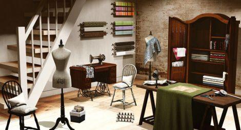 Formação de costura